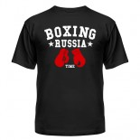 Футболка Boxing Russia time